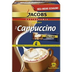 Jakobs Typ Cappuccino
