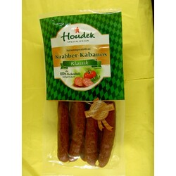 Houdek - Knabber-Kabanos Klassik