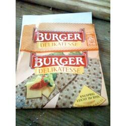 Burger Delikatesse