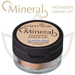 Catrice - Mineral Powder Make-up