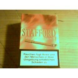 Stafford Filter Cigarillos