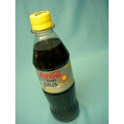 Coca-Cola Light Plus Lemon