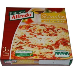 Alfredo - Steinofen Pizza Margherita