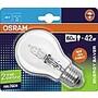Osram Halogenlampe in Glühlampenform