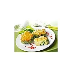 Eismann Kartoffel Spinat Blume