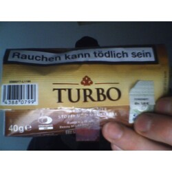 Turbo Stopf-und Drehtabak