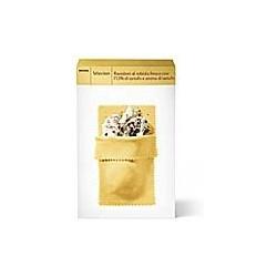 Sélection Frischeierteigwaren gefüllt mit Robiola-Käse, 1,5% Trüffel und Trüffelaroma.