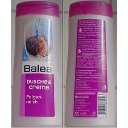 Balea - Dusche & Creme Feigenmilch