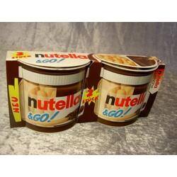 Ferrero - Nutella & GO!