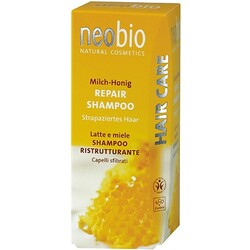 Neobio Hair - Care Repair Shampoo Milch-Honig