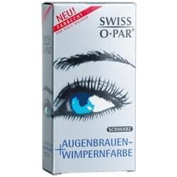 Swiss-O-Par - Augenbrauen- und Wimpernfarbe Schwarz