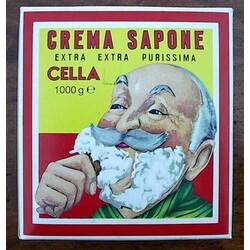 """Cella """"Crema Sapone Extra / Extra Purissima"""""""
