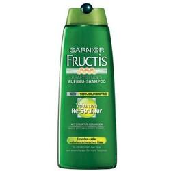 Garnier Fructis - Volumen Re-Struktur Shampoo