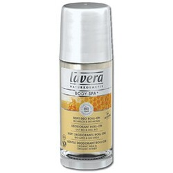 Lavera - Body Spa Soft Deo Roll-On Honey Moments