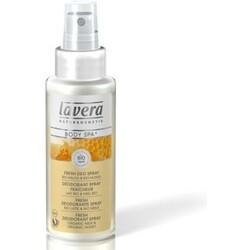 Lavera - Body Spa Fresh Deo Spray Honey Moments