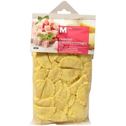 M Classic - Cappelletti gefüllt mit Schinken und Käse