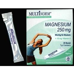 Multinorm Magnesium 250 mg
