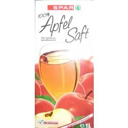 Spar Apfelsaft