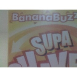 BananaBuzz - Supa Shake