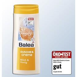 Balea - Dusche & Creme Milch & Honig