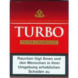 Turbo Filter Cigarillos