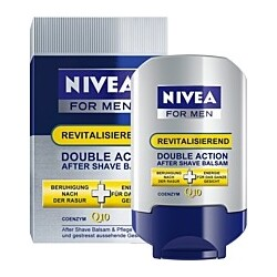 Nivea for Men - After Shave Balsam Double Action Q 10