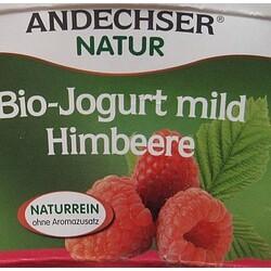 Andechser Natur Bio-Jogurt mild Himbeere