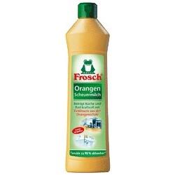 Frosch Orangen Scheuermilch