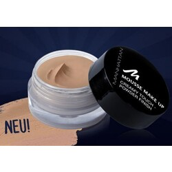Manhattan Mousse Make Up Creamy Touch Powder-Finish