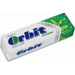 Wrigley's Orbit Spearmint ohne Zucker