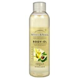 Wellness & Beauty - Body-Öl  Ginkgo