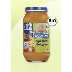 Babylove - Spaghetti Bolognese