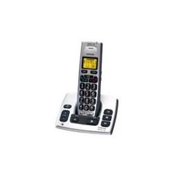 Audioline - Schnurloses DECT-/GAP-Telefon BigTel 118