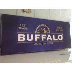 Buffalo 200 Filterhülsen