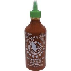 Sriracha scharfe Chillisauce