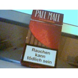 Pall Mall XL Filter Cigarillos