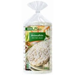 REWE Bio Reiswaffeln ohne Salz-Zusatz