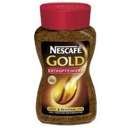 Nescafé Gold - Entkoffeiniert -