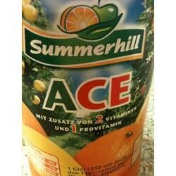 Summerhill ACE mit Zusatz von 2 Vitaminen und 1 Provitamin