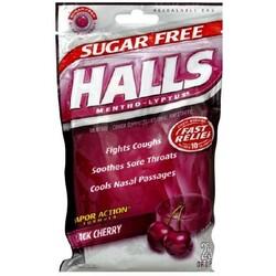Halls Sugar free