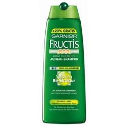 Fructis Kräftiges Volumen Re-Struktur Shampoo