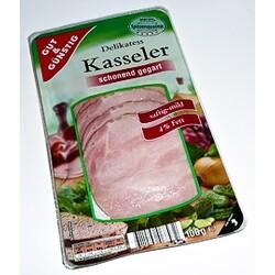Gut & Günstig - Delikatess Kasseler