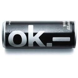 OK Energy Drink lamon grap