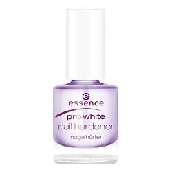 pro white  nail hardener essence