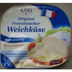 Französicher Weichkäse