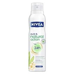 Nivea Pure & Natural Action Jasmin (150 ml)