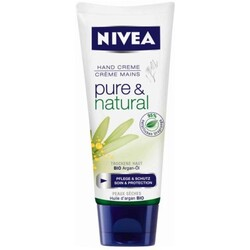Nivea Pure & Natural Hand Creme