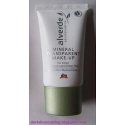 Alverde - Mineral Transparent Make-Up