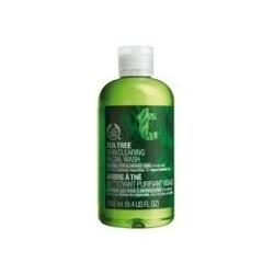 Body Shop - Tea Tree Skin Cleansing Facial Wash
