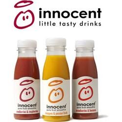 Innocent - Pure Fruit Smoothie mit Mango & Maracuja